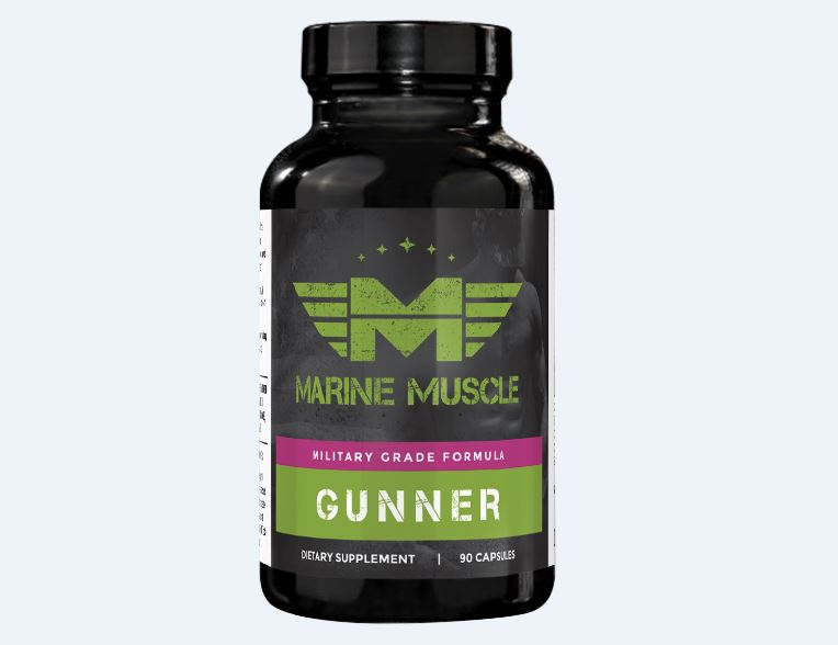 Marine Muscle Gunner pre workout supplement review - How does Marine Muscle Gunner supplements work like Trenbolone steroid? Do you want to build lean muscle mass rapidly without BAD effects of steroid like Trenbolone? The most recommended legal bodybuilding supplement to help train longer, harder and recover quickly