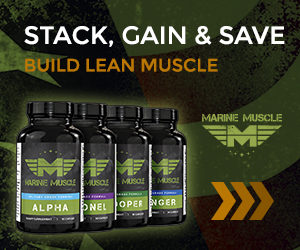 Marine Muscle Cutting Stack review