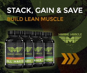 Marine Muscle Bulking Stack Review - Truly the strongest supplements to bulk ups muscles easily?