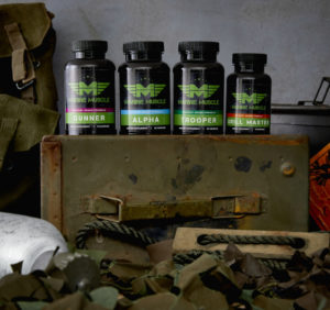 Marine Muscle Strength Stack review - The best bodybuilding stamina and strength supplements to use?