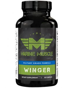 Marine Muscle Winger review - Natural steroid anabolic Winstrol equivalent