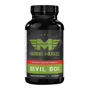 Marine Muscle Devil Dog review - legal steroid Anadrol alternative supplement