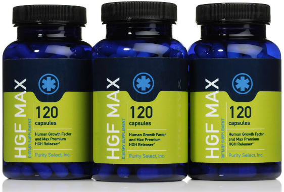 Does HGF MAX Oral HGH Booster Work? Legal Growth Hormone Supplements