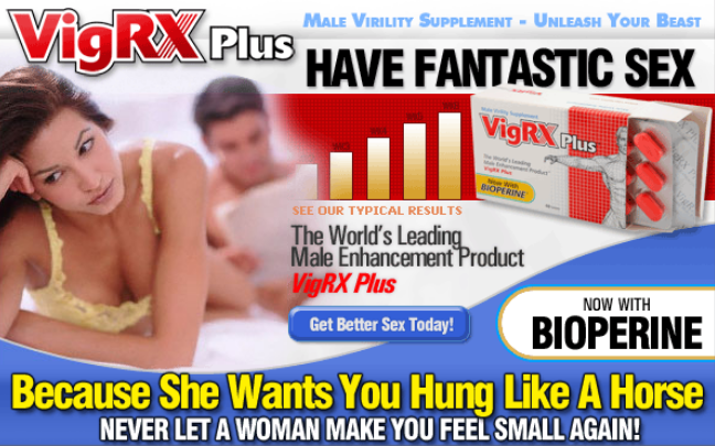 VigRX Plus natural sex pills for men - DO NOT buy VigRX Plus in stores or online till you READ THIS top rated natural sex pills for men results and FACTS! Does Vig RX increase penis size, improve erection, boost sexual stamina and increase low libido in men naturally? How to last longer in bed during sexual intercourse! Real vigrx plus results, side effects and more