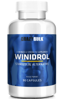 Winidrol natural steroids winstrol reviews - Winidrol legal and safe to use performance enhancing muscle building supplements