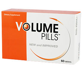 do Volume Pills work to get low sperm volume high?