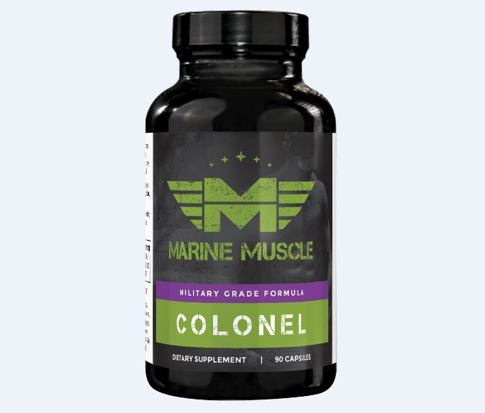 Marine Muscle Colonel supplements review - Best supplement to cut down fat and build hard muscles! Marine Muscle Colonel reviews from users claim it's an effective alternative to Clenbuterol bodybuilding product for speedy muscle recovery and increasing endurance safely. Are they true? Does it actually work like Clenbuterol steroid?