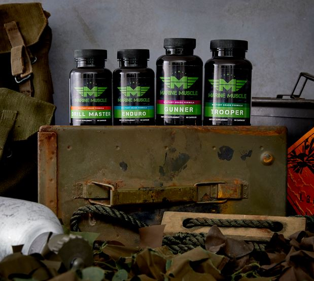 Marine Muscle Bulking Stack products reviews - Most effective potent and powerful legal steroids pills made in USA to bulk up muscles fast! READ Marine Muscle Bulking supplements stack reviews before buying bodybuilding products online or in stores