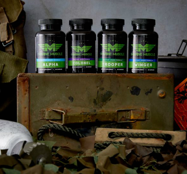 Marine Muscle Cutting Stack muscle supplements review - How to hang on to your muscles while losing fat after bulking phase! Is Marine Muscle legal steroids supplements the most preferred and effective cutting supplement in America for bodybuilding, weight lifting & athletic?
