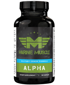 Marine Muscle Alpha Review - A Strong Bodybuilding Steroid Anavar Alternative Supplement?