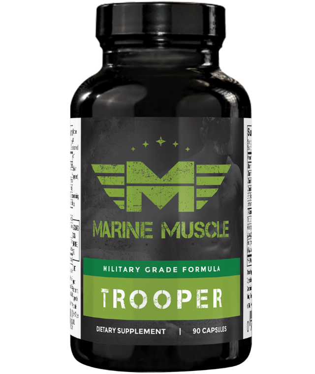 Marine Muscle Trooper Sustanon steroid alternative - TROOPER Review! Does Marine Muscle Sustanon testosterone supplements to get jacked, ripped and shredded fast work? Skyrocket low T-levels to MAX, boost your sex drive and performance in bed and in sports